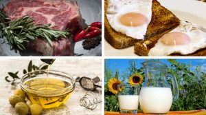 alimentos que contém lipídios