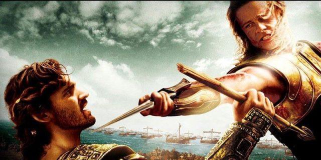 imagem do filme Troia