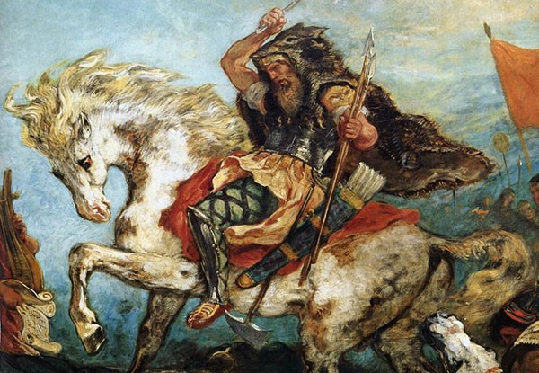 átila e os povos barbaros