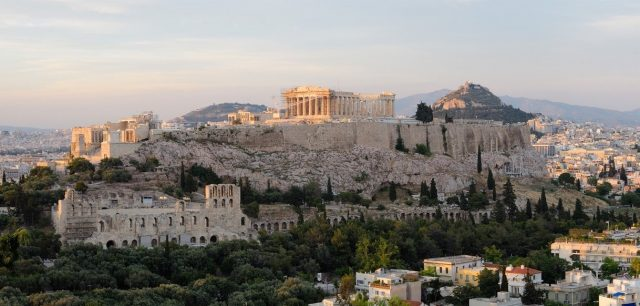 a polis na grécia