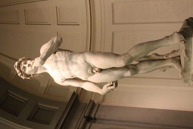 estatua de davi obra renascimento
