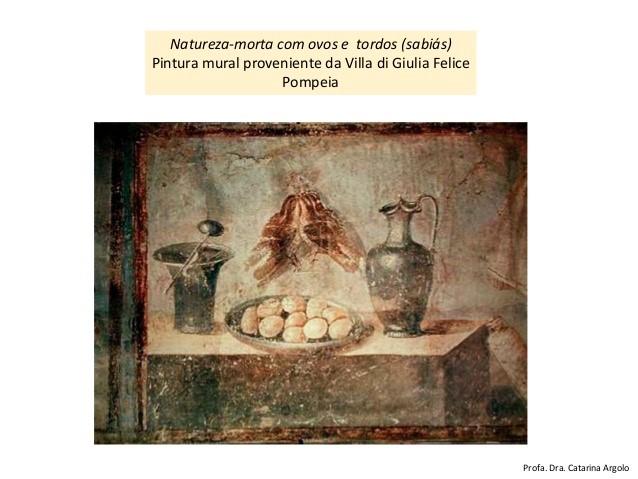 exemplo de arte romana