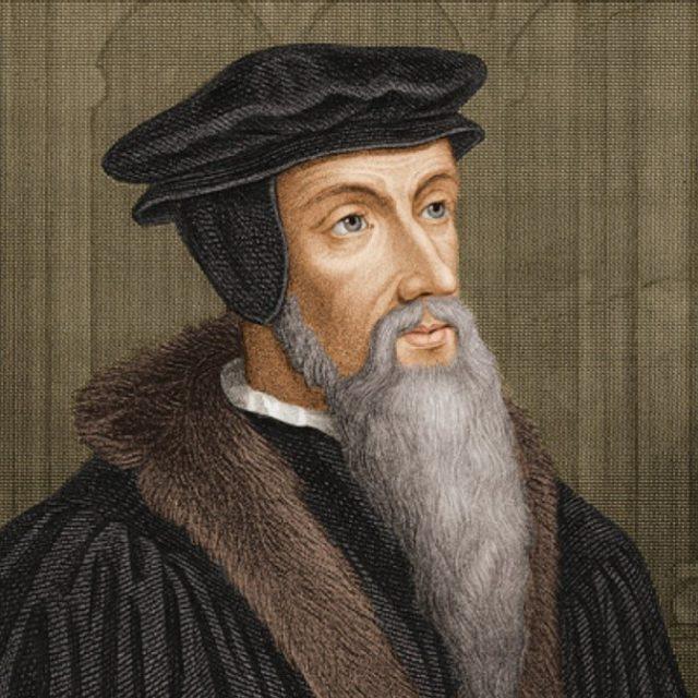 joao calvino e as reformas religiosas