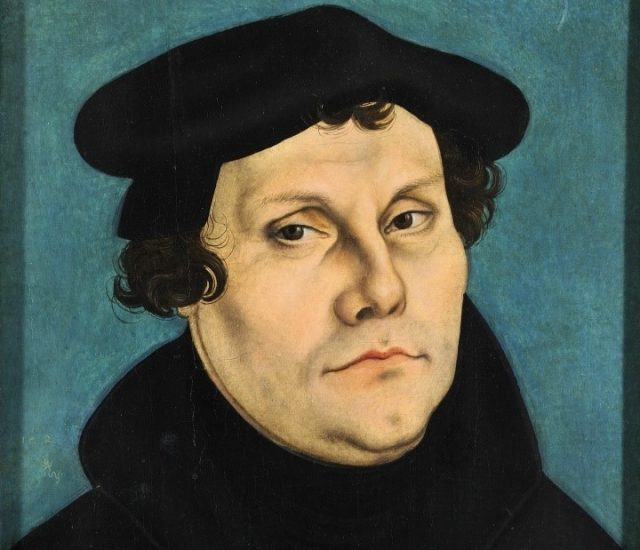 lutero e as reformas religiosas
