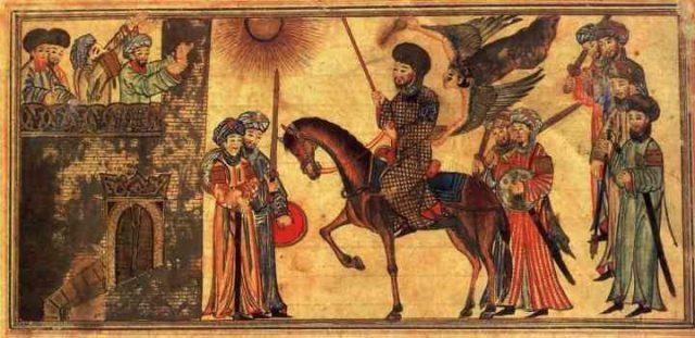 maome e o mundo arabe