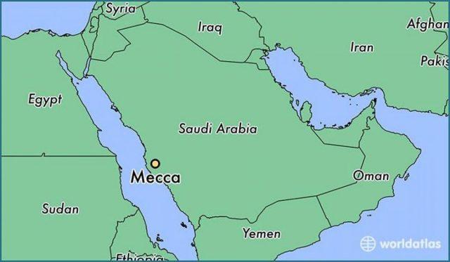 mapa da peninsula iberica - mundo arabe na atualidade