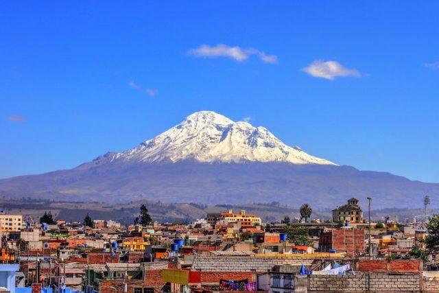 chimborazo equador