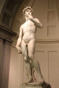 escultura de davi