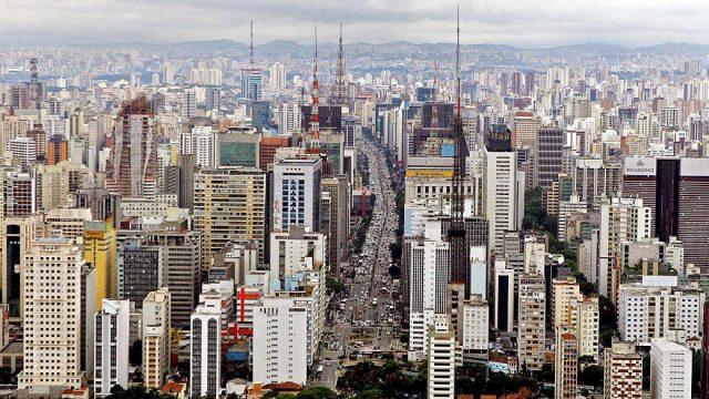 espaço urbano brasileiro (são paulo)