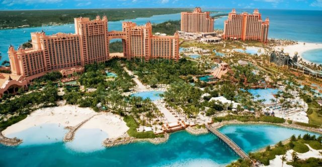 hotel em bahamas