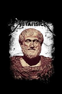 ilustração metafísica de aristóteles