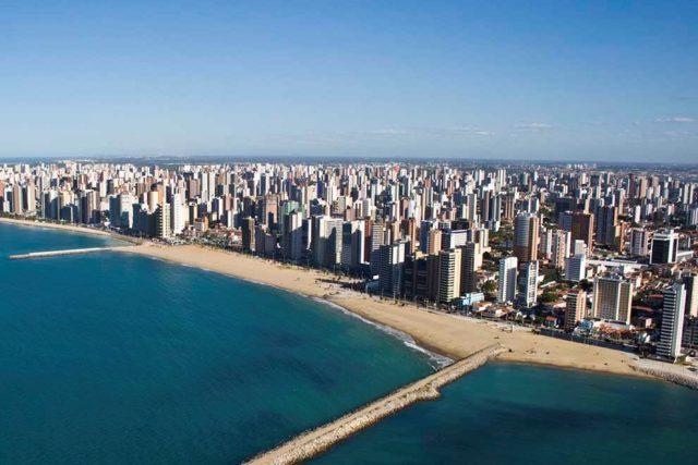 urbanização brasileira fortaleza