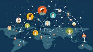 ilustração globalização