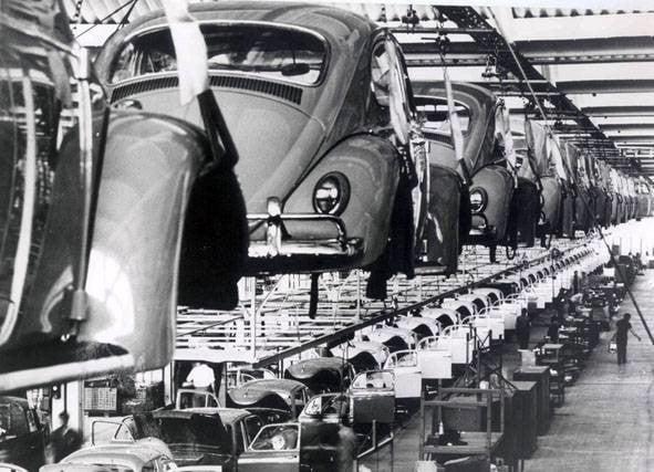 industrialização brasileira anos 50