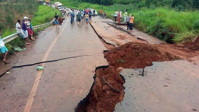 sistema de transporte brasileiro problematico