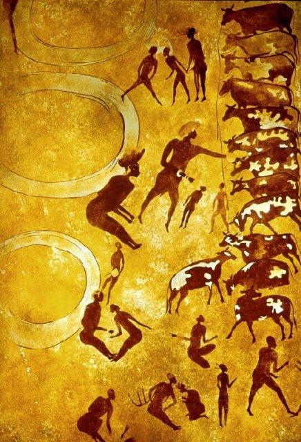 arte no neolítico