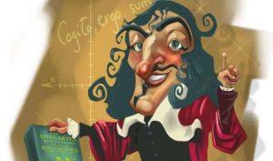 René Descartes método na filosofia
