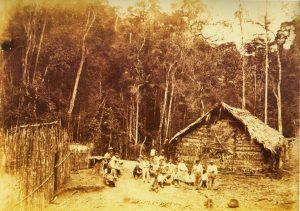 colonos de canaa