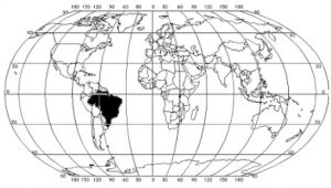 coordenada geográfica brasil