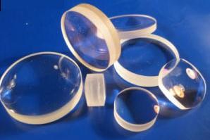 diferentes lentes esféricas