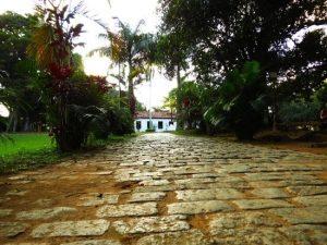 entrada do sítio monteiro lobato