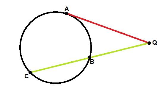 relações métricas na circunferência