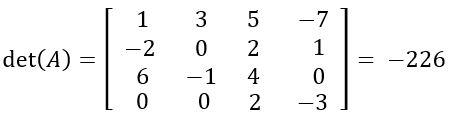 teorema de laplace