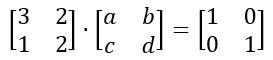 operações com matrizes