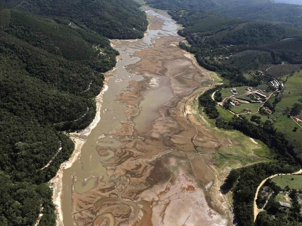 crise hídrica em são paulo