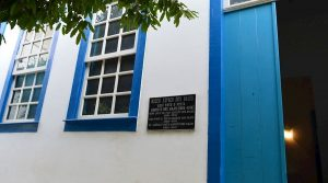 fachada de museu em minas gerais