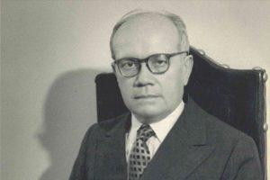 Retrato de José Américo de Almeida