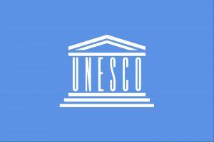 bandeira da Unesco projeto da ONU