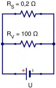 circuito resistores