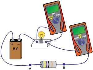 exemplo de circuito