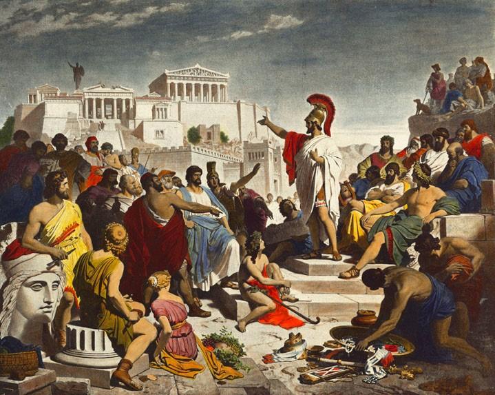 Eclesia - civilização grega