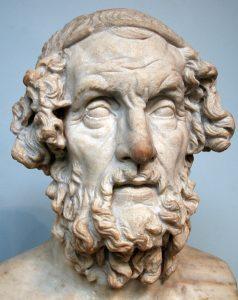 Homero - função da literatura