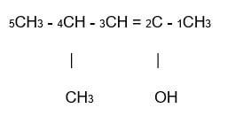 formula do enol
