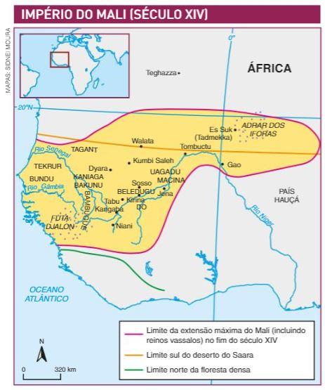 Mali - reinos africanos