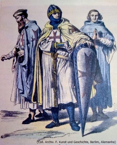 cavaleiros templários - cruzadas