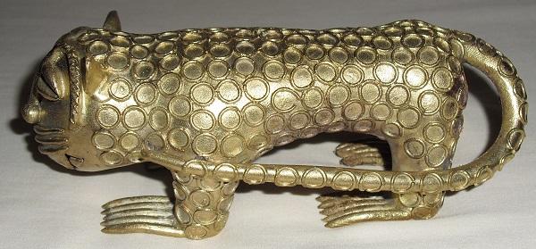 estatueta de ouro - reinos africanos
