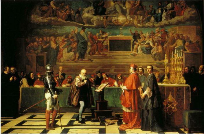 galileu na inquisição - igreja medieval