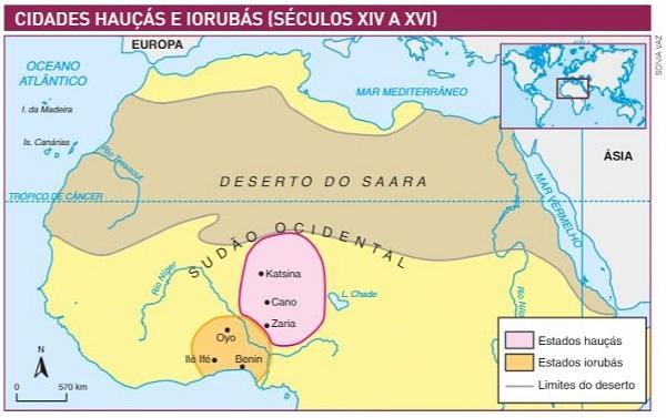 iorubás - reino africano