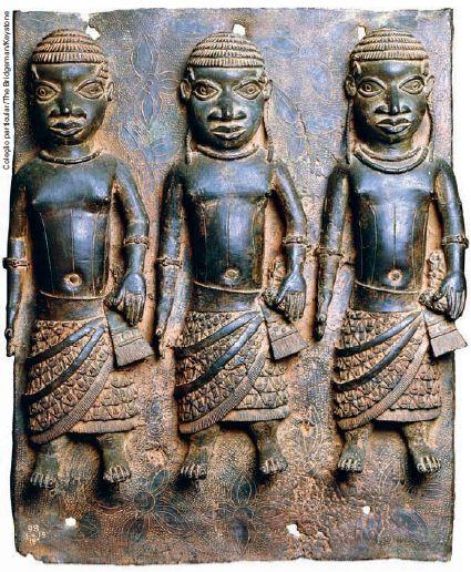 escultura iorubá