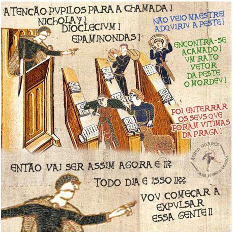 mudanças na língua portuguesa
