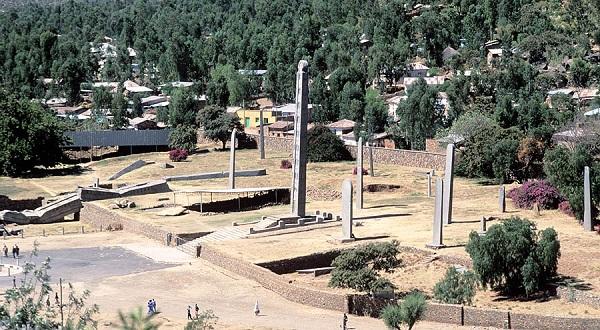 reino africano de axum
