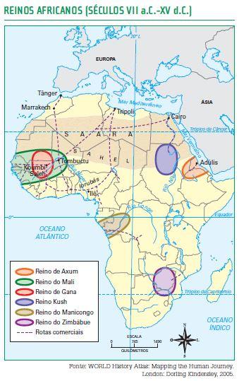 reinos africanos