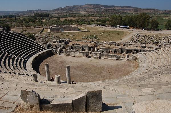teatro grego - gênero dramático