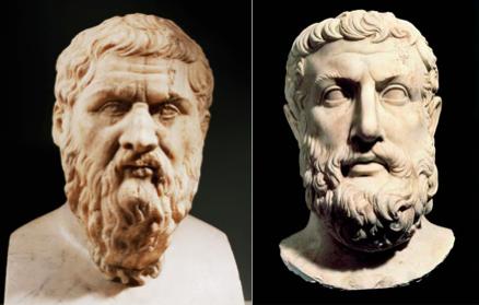 ato e potencia filosofos pre socraticos