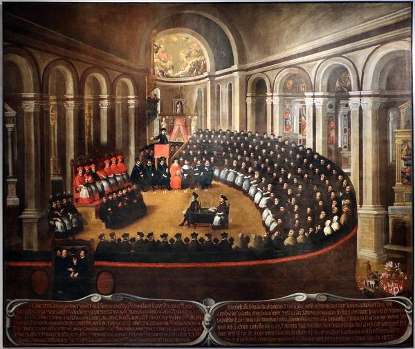 concilio de trento - contrarreforma