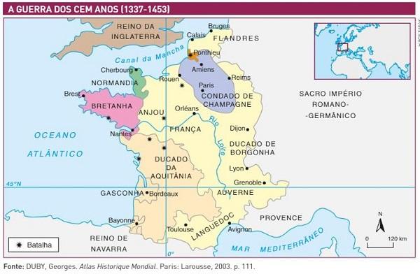 guerra dos cem anos - peste negra
